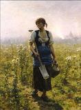 Le Matin, Jules Breton