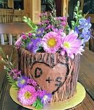 Wedding cake @ Belle Dolci