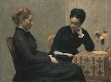 Fantin-Latour, La Lecture, 1877