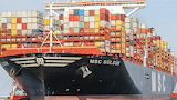 Container Ship MSC Gulsun