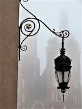 Krakow - Poland, lantern