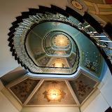 Spiral Staircase, Riga, Latvia