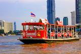 Tour Boat, Thailand