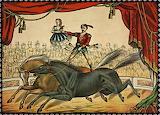 Victorian Circus Horse Arena