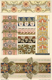 """Books tumblr uwmspeccoll """"Plates from Dekorative Vorbilder"""" """"Pub"""