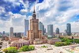 In Warsaw, Poland