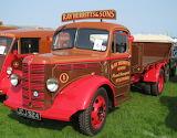 Bedford MSD Dropside Lorry