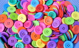 Big Basket of Bright Buttons