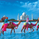 Taj Mahal, India...