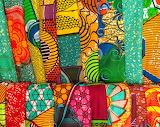 African Fabrics @ Pinterest...