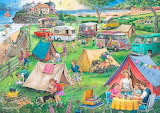 Camping - Ray Cresswell