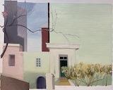 Celia-reisman-henniker-muse-facade-oil-paintin