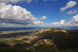 Colorado View from Mesa Verde plateau