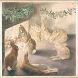 Beatrix Potter Christmas Party