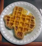 First Breakfast In Texas!
