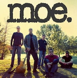 Moe. 2014 European Tour