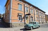 Porvoo, Old car, Finland