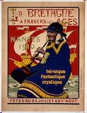 """H. Nozais, """"La Bretagne à travers les âges"""", 1910"""