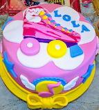 Lola's cake @ Torta Soy Luna
