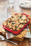 ^ Turkey Pot Pie with Cranberry-Pecan Crusts - Copyright iain ba