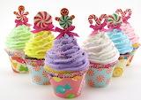 ^ Cupcake candy