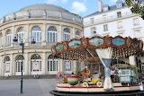 Le carrousel de l'Opéra - Rennes