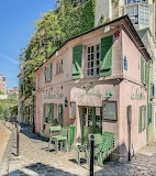 Shop cafe Paris