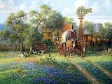 Spring Morning~ JackTerry wallpaper dsktpnxus1280x958-0 14204