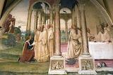 Abbazia MonteOliveto Maggiore Siena affresco Sodoma 18 Florenzo