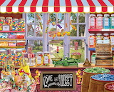Sweetshop by Aimee Stewart
