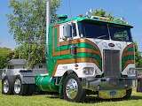 Peterbilt truck Cab Over Engine (C.O.E.)