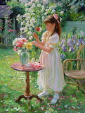 Alexander Averin - In the Rose Garden
