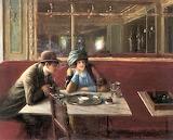 Jean Béraud, Au Café, 1880's