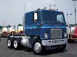 GMC Astro 95 Semi Truck