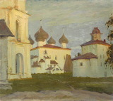 С.Ю. Колчеев «Каргополь.Июль» ВОКГ