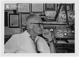 Barry Goldwater and his Ham Radio