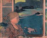 Maurice Denis, Temps-gris sur l'île, 1910