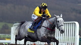 Rooster Booster and Richard Johnson 2003 Champion Hurdle