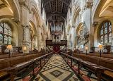 Christ Church Cathedral, Oxford, Choir and Organ