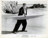 Hollywood 1965 Buster Keaton Beach Blanket Bingo