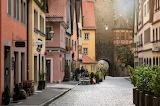 Rothenburg city gate