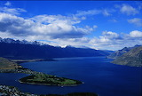 New Zealand - The Remarkables (Mountains) 02