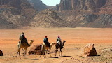 National park Wadi Rum,Jordan