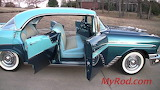 Chevy 1956 4Dr hardtop 1
