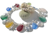 ^ Sea Glass Bracelet