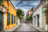 ^ Cartagena, Columbia street