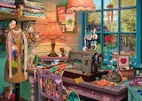 My Sewing Shed by Ravensburger