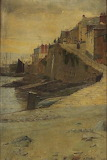The Slip, Newlyn by Nathaniel Powell Chase