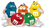 ^ M & M characters