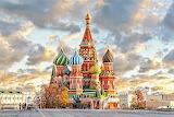 Cattedrale di San Basilio-Piazza Rossa-Mosca